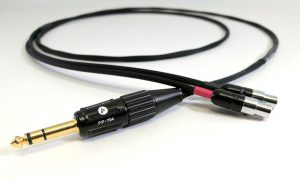 Silver Revision Impresa Headphone Cables