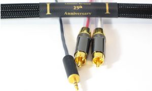 25TH Anniversary 3.5 mm to RCA